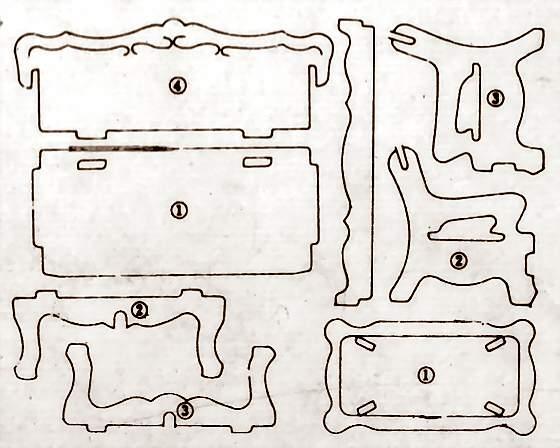 Planos de muebles por favor no escribir en este post for Planos de sillones