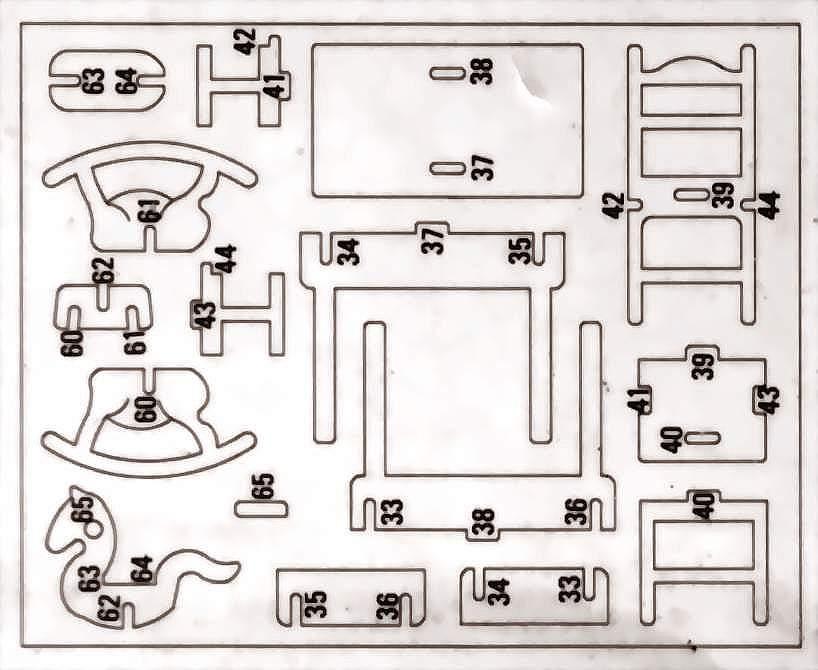 Planos de muebles por favor no escribir en este post for Planos para hacer muebles